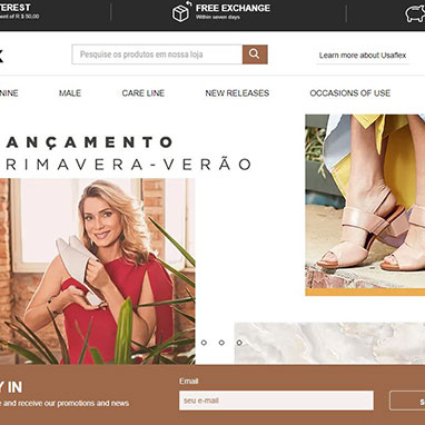 Brazilian Shoe Brand